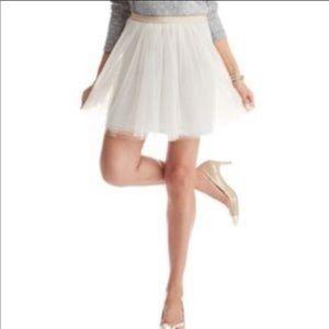 Darling tule mini skirt